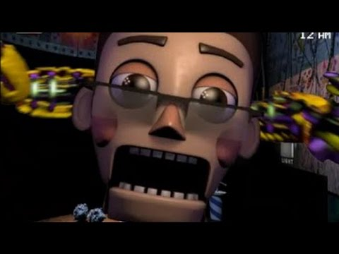 Five Nights at Freddy's 2 Gameplay | Markiplier MOD!!