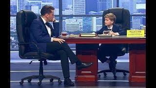 Лучше всех! Будущий банкир Михаил Князев