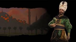 Ottoman Theme - Industrial (Civilization 6 OST) | Yelkenler Biçilecek; Ey büt-i nev edâ olmuşum...