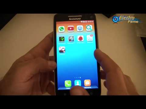 Review Of The Smartphone Lenovo S960 VibeX Ultrathin: Test, Benchmark - ElectroFame