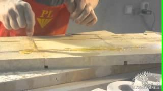 видео камин мрамор