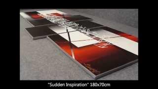 WandbilderXXL Slide Show: