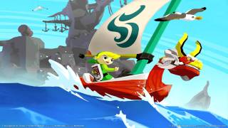 Wind Waker The Great Sea (Ocean) Music Extended