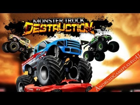 Monster Truck Destruction™ Android HD GamePlay #1 [Game For Kids]
