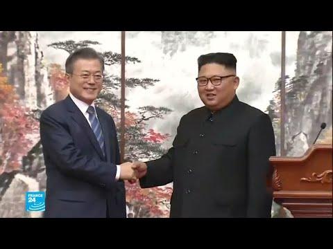 زعيم كوريا الشمالية يسمح بتفتيش دولي سعيا لإحياء المحادثات النووية  - نشر قبل 2 ساعة