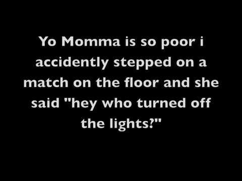 Yo Momma <b>Jokes</b> (the best and <b>funniest ones</b> ever) - YouTube