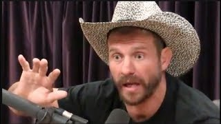 Donald Cerrone Almost Died Cave-Diving - Joe Rogan Experience