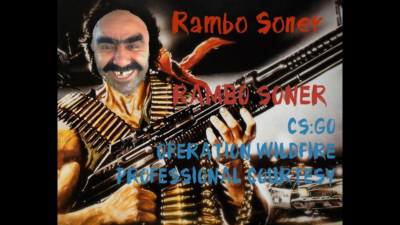 Going Rambo – Air Media Design
