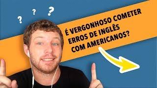 Talvez você já teve uma experiência ruim falando inglês com America...