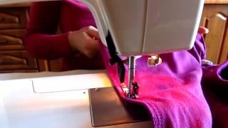 Как ушить штаны в объеме