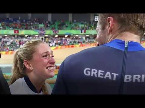 Laura Trott & Jason Kenny - The Golden Couple On Their Rio Domination