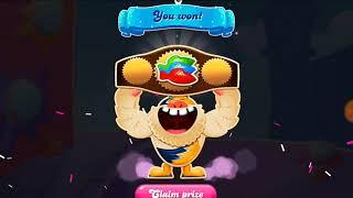Candy crush saga level 702 & 703