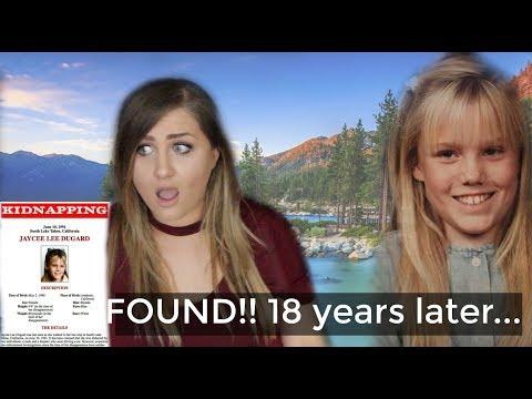 FOUND: Jaycee Lee Dugard! A Stolen Life