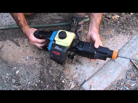 Ryobi Gas Powered Drill