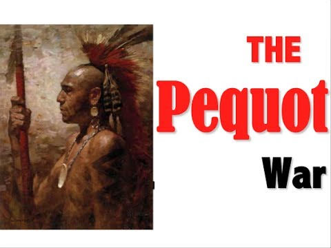 the pequot war During the pequot war, an allied puritan and mohegan force under english captain john mason attacks a pequot village in connecticut, burning or massacring some 500 indian women, men, and children.