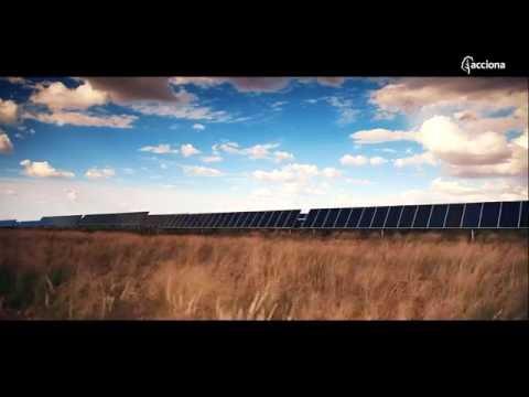 La Planta Solar Fotovoltaica de Sishen, Sudáfrica | ACCIONA