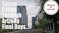 Last days in Phoenix, AZ + Mukbang