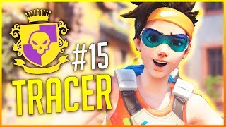 OVERWATCH: MÁS JUNKRATS Y MCCREES PLS | TCT EP.15 TRACER | Makina