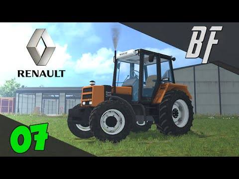 farming simulator 2013 transport de bois en renault 95 doovi. Black Bedroom Furniture Sets. Home Design Ideas