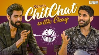 Rana Daggubati Chit Chat With Naga Chaitanya | Venky Mama Movie