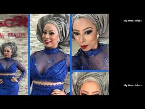 Stunning FABULOUS CREATIVE ASO EBI LATEST & ANKARA Dress Ideas