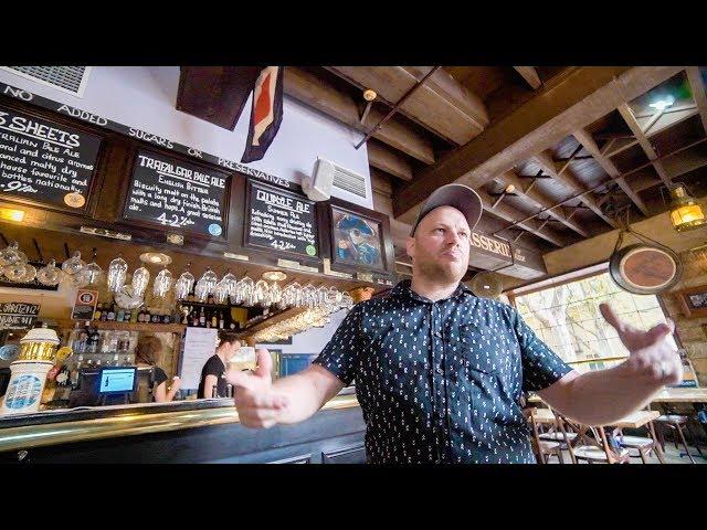 tour dei pub a Sydney
