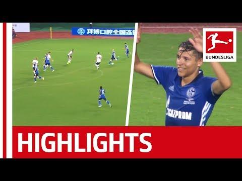 5-Goal-Game - Highlights - Schalke Stars Combine vs. Besiktas Istanbul