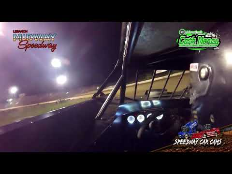 #23 Mark Simon-Cash Money Late Model-5/26/2019-Midway Speedway- In Car Camera