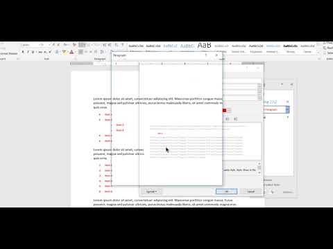 Microsoft Word: Using styles for lists (Part 1--autolists)