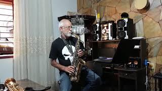 L' AMOUR TOUJOURS - sax alto