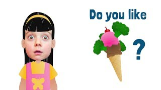 Do You Like Broccoli Ice Cream, songs for children