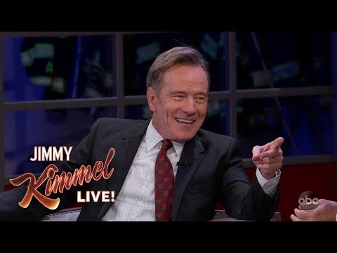 Bryan Cranston on Broadway Show 'Network'