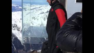 Crazy Wingsuit Flying starting at the summit of Aiguille du Midi (Mont Blanc)!