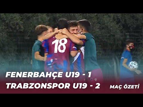 Fenerbahçe U19 1-2