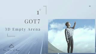 GOT7 (갓세븐) - 1° [3D Empty Arena]