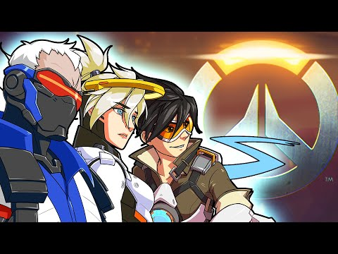 The Complete History & Lore of Overwatch