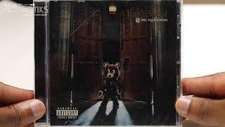 RARE Kanye West 2005 'Late Registration' CD Showcase