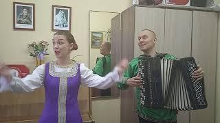 Народный вокал. Котлячкова Екатерина. 18 лет.