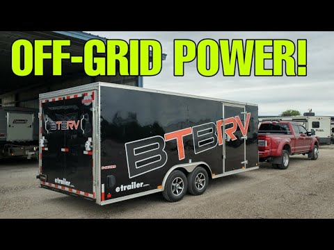 Amazing OFF-GRID Portable Generator From Jackery Plus Solar Option! Check It Out!