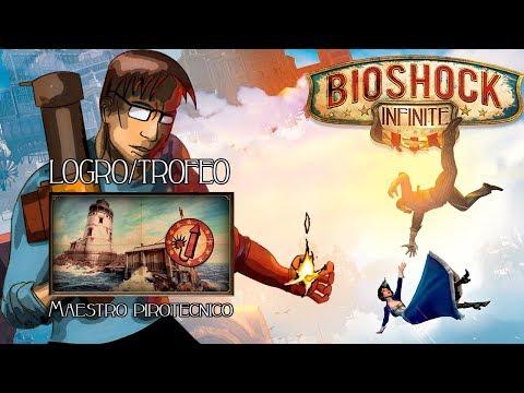 "Bioshock Infinite   Logro/Trofeo   ""Maestro pirotécnico"""