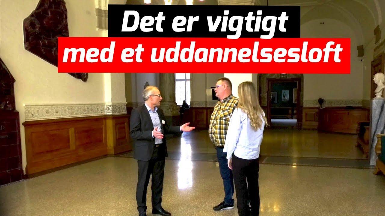 Ikke så meget udenomssnak | John og Sofie møder Per Larsen, Konservative Folkeparti