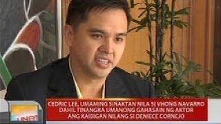 UB: Cedric Lee, umaming sinaktan nila si Vhong Navarro