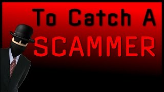 Per catturare un truffatore - un ROBLOX Machinima