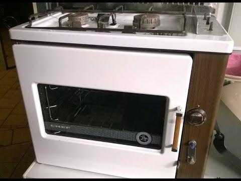 Caravan Chef Oven Salvage