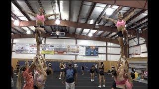 Cheer Extreme Sr Elite Beach Camp Part 1