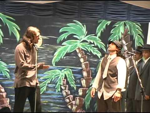 Danca da Espada - Sword Dance : Passover 2004