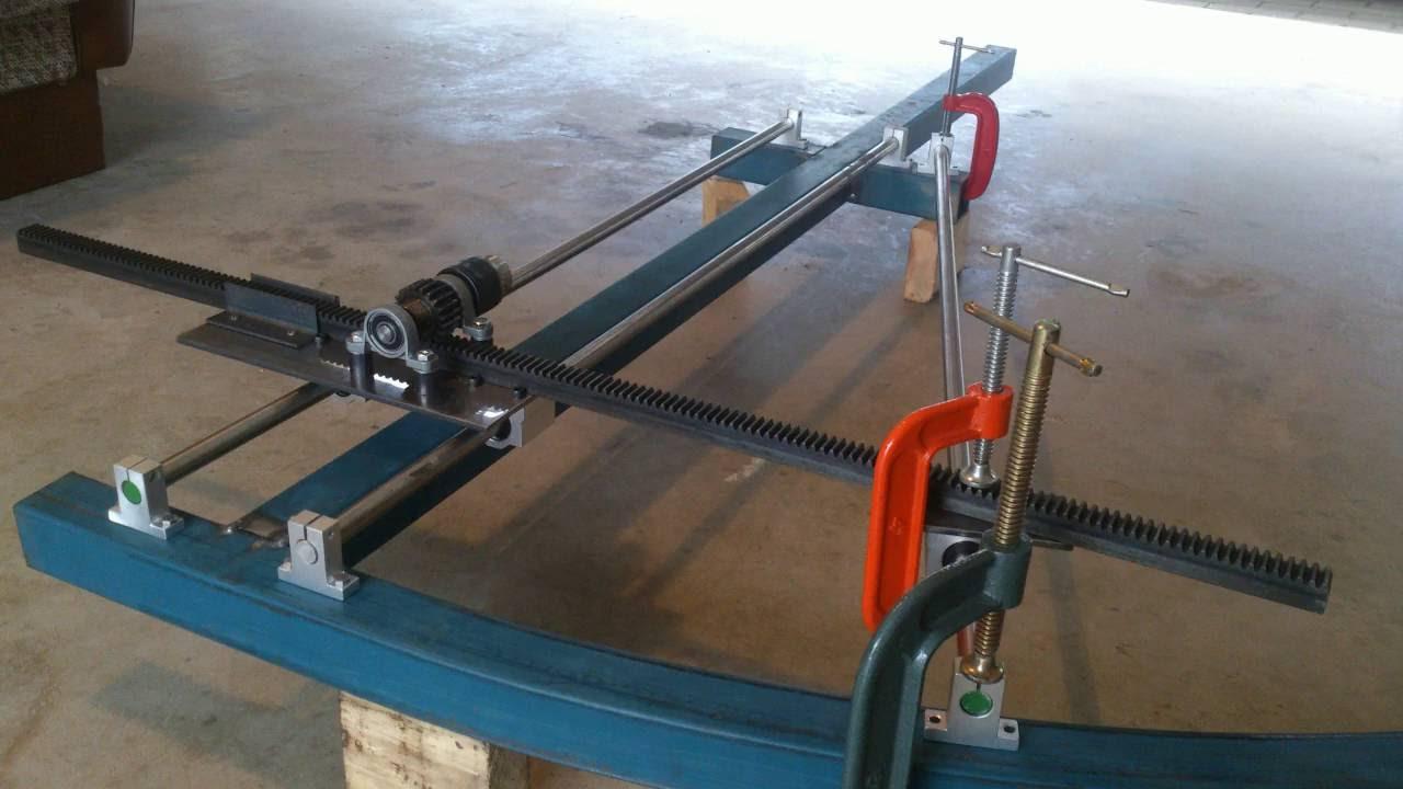 machine bar