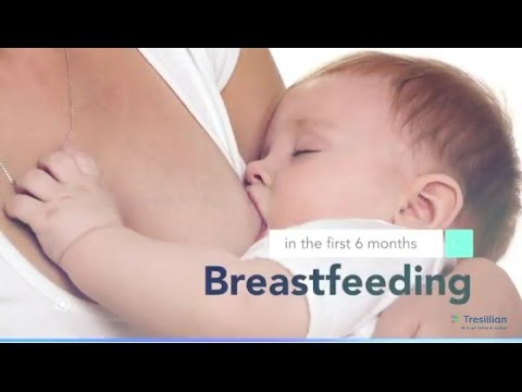Breastfeeding Your Baby (in the first 6 months) thumbnail
