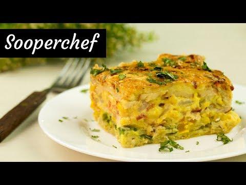 Chicken Casserole Recipe By SooperChef