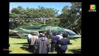 Former CJ Evan Gicheru Hospitalised